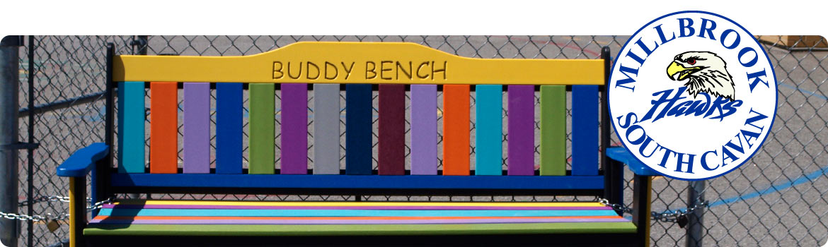 image of Buddy Bench